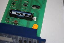 BUDERUS Ecomatic HS3220 Ersatz Batterie M071, M171 Uhr mit Einbauanleitung NEU