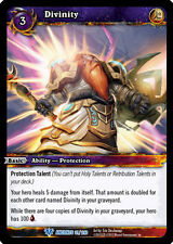 WOW WARCRAFT TCG WAR OF THE ANCIENTS : DIVINITY X 4