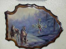 Arrow Head Indian Wall Clock  ( Quartz)