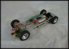 Revell 1/32 slot car adjustable ladder chassis, original and complete.