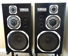 Yamaha NS-1000M Speakers , See the Video !