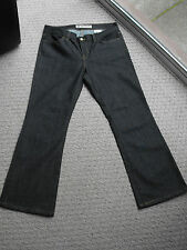 GAP Long And Lean Stretch Women's  Dark  Blue Denim Jeans Size 34 x 29 Worn Once