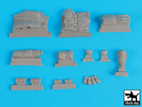 Black Dog 1/35 Marder III Accessories Set for Dragon kit
