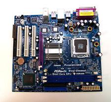 ASROCK 775i65GV - MOTHERBOARD - Micro ATX - Socket 775 - Intel -- TESTED