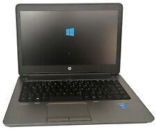 "HP ProBook 640 G1 14"" Notebook - Intel Core i3 4000M 4GB RAM 320GB HDD DVD-RW"