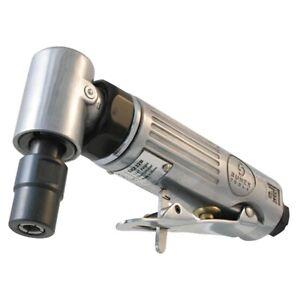 Sunex Tools 1/4 in. Medium Angle Air Die Grinder SUNSX232B Brand New!