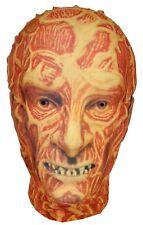 Freddy krueger-nightmare on elm street-costume d'halloween-tête complète masque