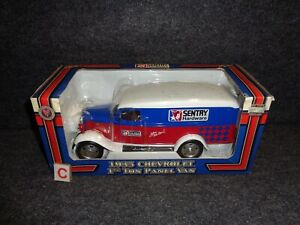 SENTRY HARDWARE 1935 CHEVROLET 1 1/2 TON PANEL DELIVERY TRUCK Crown Premiums C