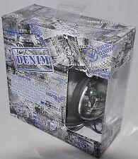 Urbanz Denim-HP-BK Nero Multi-dispositivo Cuffie Stereo