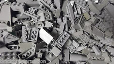 U☀️ 100+ LIGHT GREY GRAY LEGO PIECES FROM HUGE BULK LOT BRICKS PARTS @  RANDOM