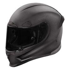 ICON AIRFRAME PRO GHOST CARBON Integralhelm Motorrad Sport - schwarz