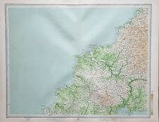 More details for 1903 antique map england & wales trevose newquay st agnes st blazey bodmin