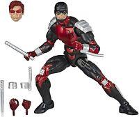 "NEW Daredevil Marvel Legends Vintage Retro 6"" Action Figure Spider-Man Series"