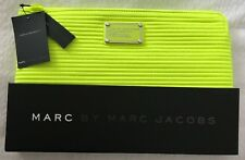 """Marc By MARC JACOBS Quilted Neoprene Macbook Air 11"""" Case, Yellow"""