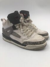 Air Jordan Spizike White Cement Youth Basketball Shoes 317321-122 Size 4Y