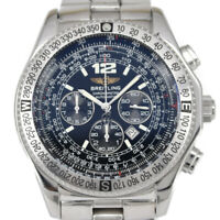 BREITLING Professional B-2 Chrono A42362 Automatic Men's Watch K#98834