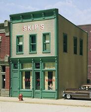 NEW! Woodland Scenics DPM HO Skip's Chix Ribs Kit WOO10500