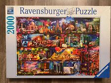Ravensburger World Of Books 2000 Piece Jigsaw Puzzle
