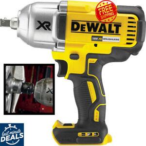 "DeWalt DCF899-XE 18V Brushless 1/2"" High Torque Impact Wrench AU Stock RRP $470"