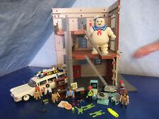 9219 9220 9221 Ghostbusters Feuerwache Ectoc 1 Stay Puff Figuren Playmobil 5359