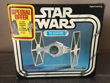 Kenner Star Wars Tie Fighter Rare Box Darth Vader and Stormtrooper Offer LOOK!!!