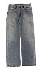 Polo Ralph Lauren Men's Light Blue Classic 867 Straight Denim Jeans Size 30 X 30