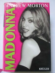Andrew Morton - Madonna - Biografie - Hardcover mit Schutzumschlag