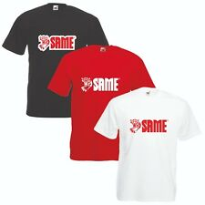 Same Tractor T-Shirt VARIOUS SIZES & COLOURS Tractor Enthusiast Farming Etc