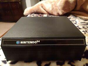 Vintage Nintendo 64 & SNES 24 Game Storage Case Cartridge Holder N64 Box Cabinet