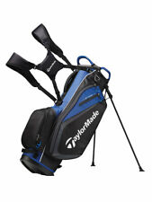 TaylorMade Select Golf Stand Bag - Black/Blue