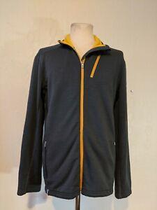 icebreaker merino medium Size Grey man wool jacket