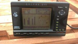 GARMIN GPSMAP 215 MARINE CHART PLOTTER  GPS215 UNIT only
