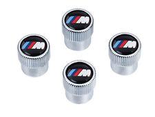 Genuine BMW M Valve Stem Caps 36110421543 NEW!!