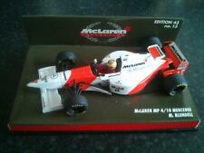 Minichamps 530 954317 1/43 MCLAREN MERCEDES MP4/10 - Mark Blundell