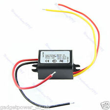 15W 3A DC-DC STEP-DOWN BUCK CONVERTER 12V TO 9V CAR POWER ADAPTER W/PROOF