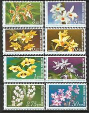 Thailand Sc 840-7 Mnh Issue Of 1978 - Flowers