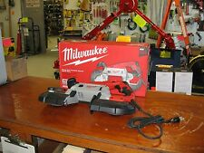 MILWAUKEE 6232-20 DEEP CUT VARIABLE SPEED BAND SAW ( NEW )