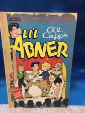 Al Capp's Lil' Abner #75 Golden Age Comic Book Harvey 1950