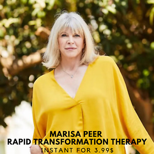 Marisa Peer - Rapid Transformation Therapy Course Program |☘️Value $997