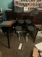 DTXpress iii drum Set TAMA Trigger Module Electronic Drum Set Custom Cymbals