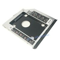 with Bezel Front Cover 2nd HDD SSD Hard Drive Caddy for Lenovo Thinkpad P70 P71