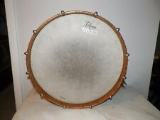 VINTAGE J C RICHARDS CO EARLY 1900's SNARE DRUM