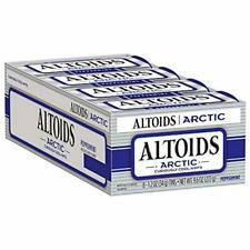 New listing Altoids Artic Mints, Peppermint, 1.2 Ounce (Pack of 8) Free Shipping