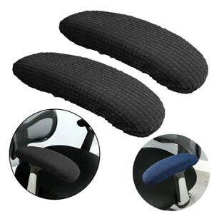 Office Gaming Chair Armrest Covers Cushions Pads Desk Chair Arm Cover