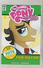 IDW COMICS MY LITTLE PONY FRIENDSHIP IS MAGIC #47 OCTOBER 2016 1ST PRINT NM