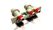 NEC WASHING MACHINE TRIPLE STRAIGHT VALVES SUITS LG NEC HITACHI ETC 220V UNI255G