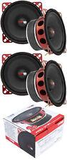 "4x DS18 PRO-X4M 4"" Mid range Loud Speakers 800 Watts 8 ohm Pro Car Audio"