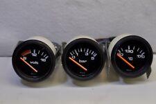 Audi 80 B2 TYP81 Volt Meter Oil Pressure Temperature Gauges w/o Bracket