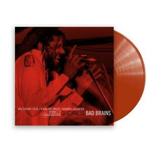 BAD BRAINS ~ QUICKNESS ~ Ltd Ed PUNK NOTE RED Vinyl LP ~ #/1000 Sold Out!
