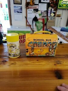 Walt Disney School Bus ~ Lunchbox